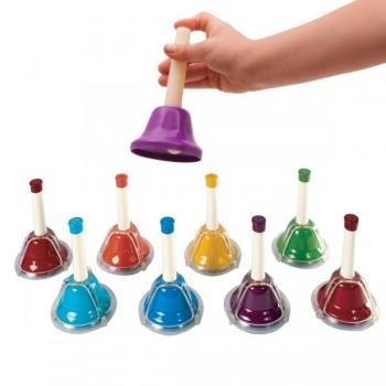 Dzwonki diatoniczne z guzikami