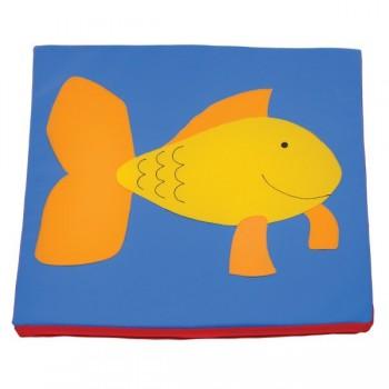 Plaster - rybka