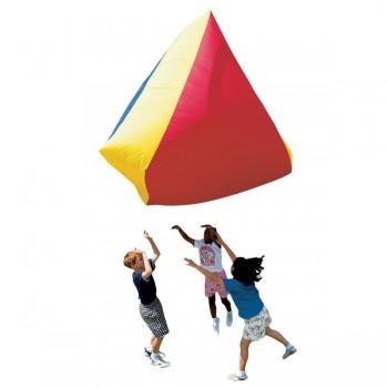 Mega piłki i kształty - Piramida