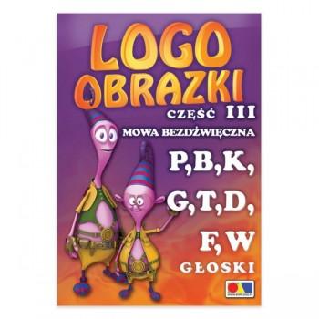 Logoobrazki cz. 3 - mowa bezdźwięczna
