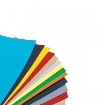 Blok rysunkowy A4 - kolorowy - 20 ark.