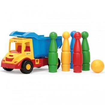 Multi Truck z Kręglami