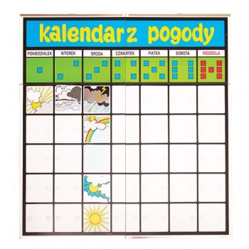 Kalendarz pogody