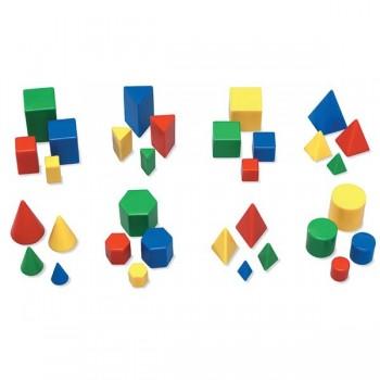 Zestaw figur geometrycznych...
