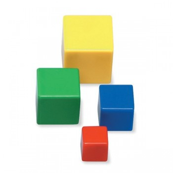 """Zestaw figur geometrycznych """"Geo"""" - 32 elem."""