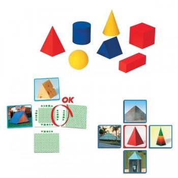 Geometryczne figury w otaczającym nas świecie