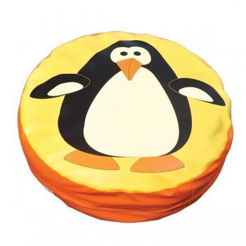Poduchy do siedzenia - pingwin