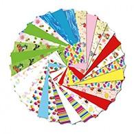 Papiery dekoracyjne, tektury, bibuły