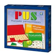Książeczki edukacyjne PUS